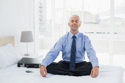 business meditation