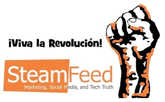 SteamFeed viva la revolucion