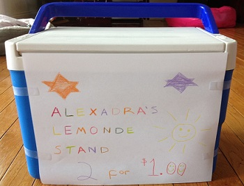 Practical Business Lessons From my Daughter's Lemonade Stand